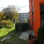 Katzennetz Terrasse